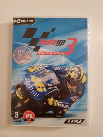 MotoGP 3 Ultimate Racing Technology PC wydanie premierowe ideał