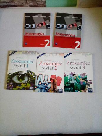 Sprzedam książki - Szkoła zawodowa. 20 zł za sztukę