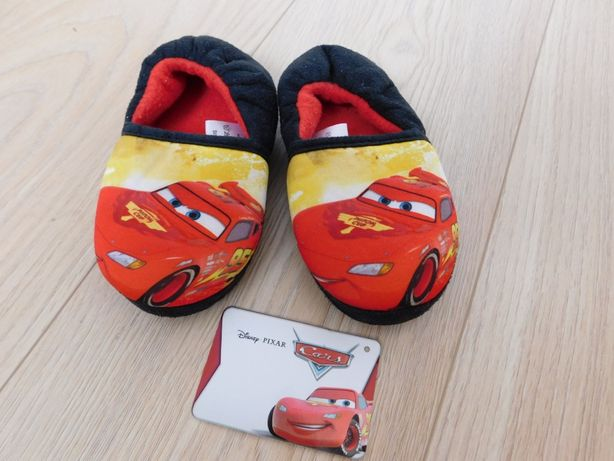 Kapcie ZygZak McQueen Disney Auta 25 26