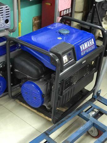 Аренда/Прокат Бензиновый генератор Yamaha EF6500 от 250 грн/сутки