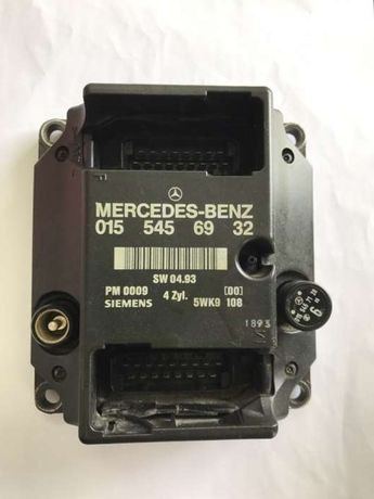 Centralina Mercedes W202 W124 Gasolina