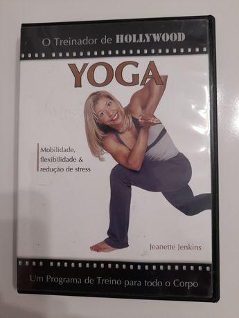 Faça yoga em sua casa