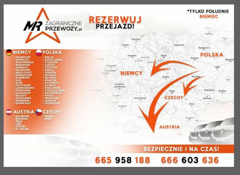 Zagraniczne Przewozy busy do Monachium Busy Bawaria busy do Niemiec Kielce - image 1