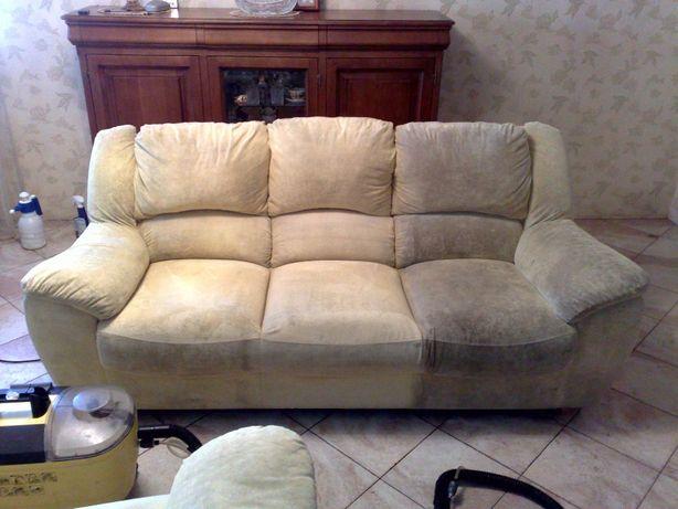 Химчистка на дому, диванов-500грн, матрасов, мягкой мебели.Киев и обл