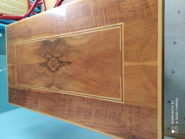 Stół drewniany fornirowany 131x 71