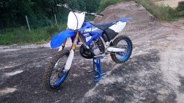 Yamaha yz 250 ohlins pro circuit smpro