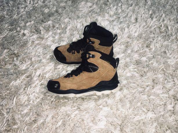 Теплые непромокаемые ботинки Jack Wolfskin, оригинал, р-р 26, стелька