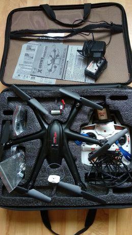 Квадрокоптер(гексокоптер) дрон с камерой MJX X600 fpv