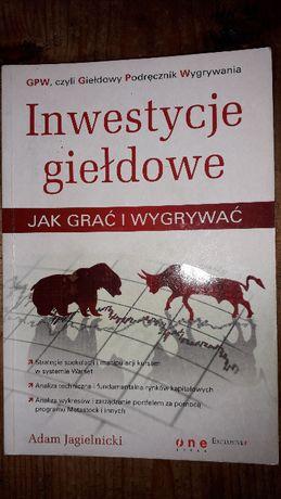 Inwestycje giełdowe. Adam Jagielnicki