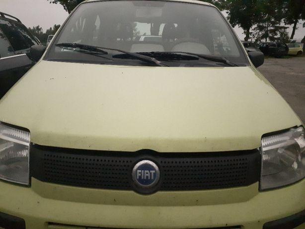 Grill Atrapa Fiat Panda II