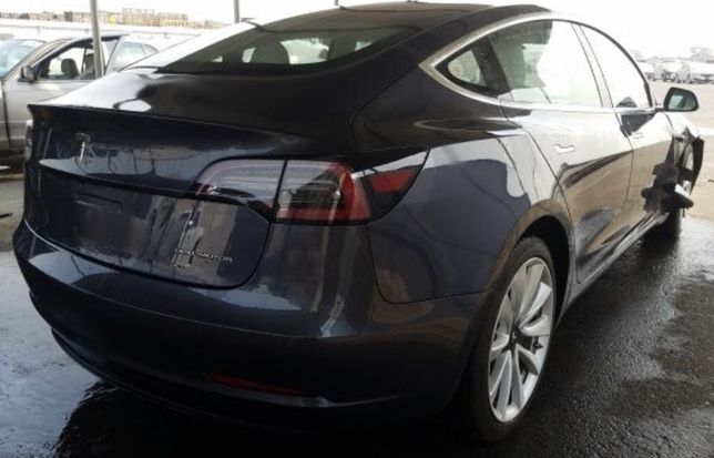 Tesla model 3 разборка тесла запчасти s x y капот бампер дверь крыло