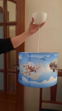 Candeeiro Criança Temático - Disney Aviões Dusty - Excelente estado.