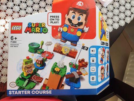 Lego 71360 zestaw startowy Super Mario