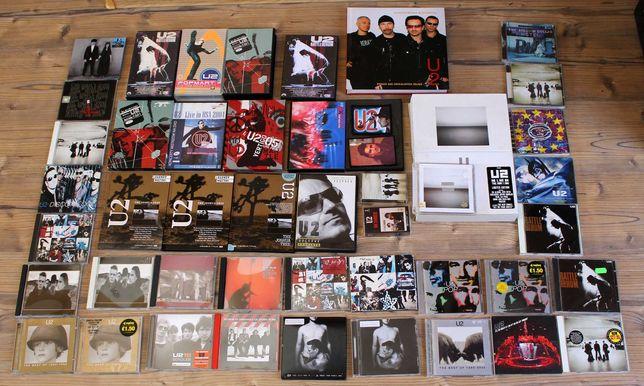 U2 wielki BOX!  Warto! Depeche Mode