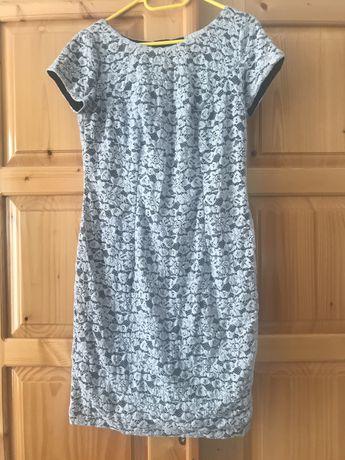 Koronkowa damska sukienka