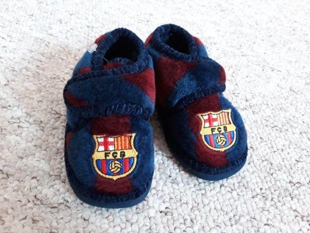 buty kapcie barcelona 21