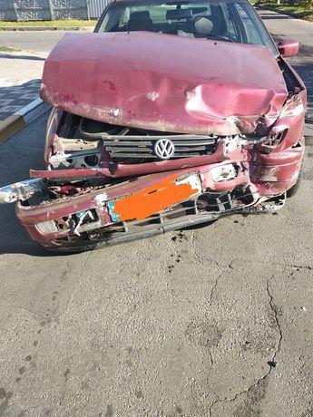 Volkswagen Passat b4, после дтп