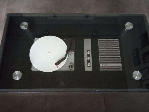 Stół, stolik kawowy - gramofon
