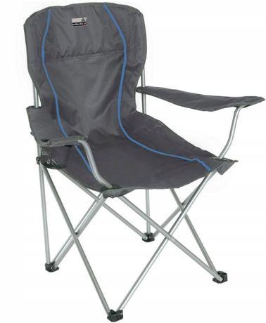 Krzesło składane kempingowe, wędkarskie High Peak