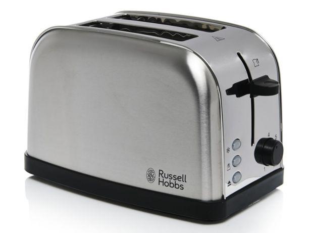 Тостер, Тостерница Russell Hobbs - 2 Slice Toaster. Новый! Англия!