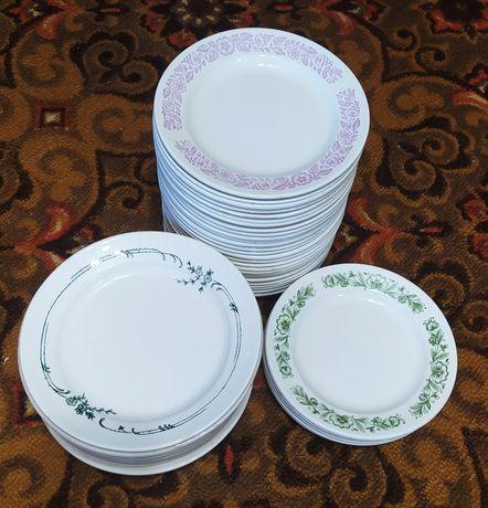 Тарелки закусочные и для нарезки