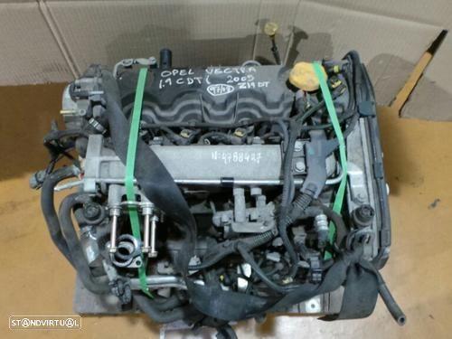 Motor Opel Vectra C (Z02)