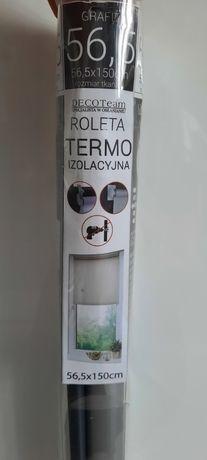 Nowa Roleta Termoizolacyjna 56,5 Nowa !!!