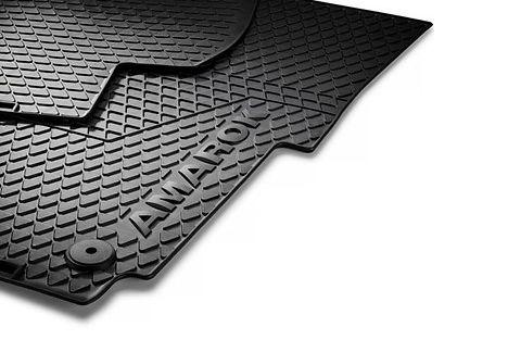 Oryginalne dywaniki idealny stan,wytłoczenie Amarok
