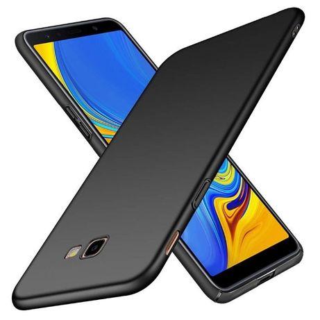 ETUI Matowe Samsung Galaxy S8 Plus S9 A6 2018 A3 A5 2016 J7 2017 S10