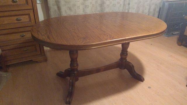"""Stół rozkładany, drewniany, duży """"Wiktor III VAR"""""""
