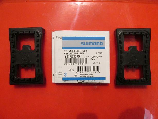 Platformy na pedały SM-PD22 marki Shimano