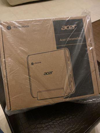 Acer Chromebox Novo/Selado
