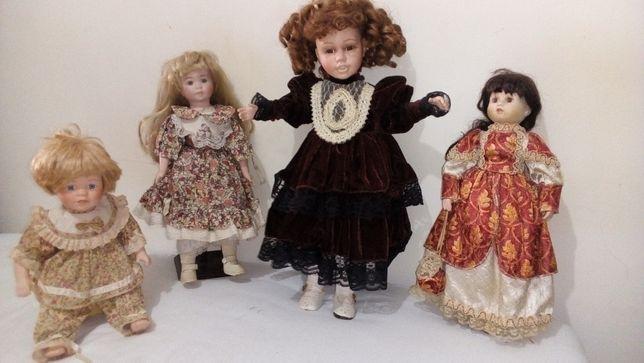 Bonecas de Porcelana 4