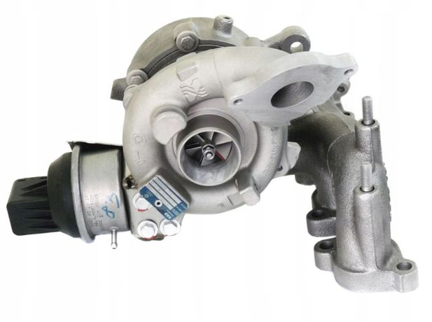 TURBINA Turbosprężarka VW Volkswagen Audi Skoda 2.0 TDI 110KM ÷ 143KM