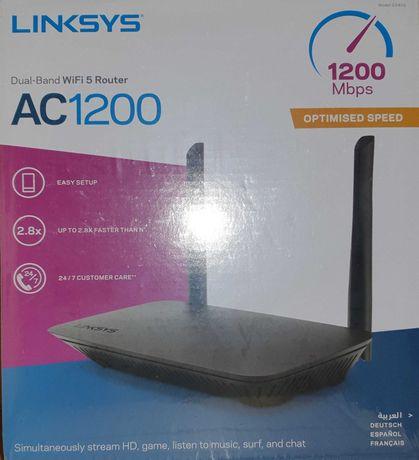 Repetidor WIFI Linksys AC1200