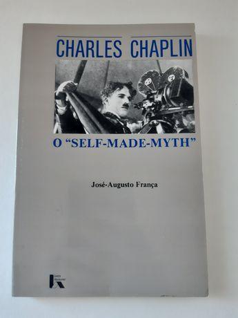 Vendo Livro Charles Chaplin ( Portes oferecidos)