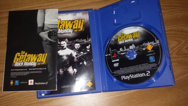 The Getaway - Black Monday - PS2 (Falado em Português)