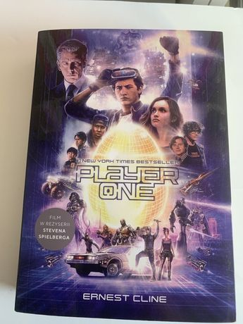 Player one Ernest Cline