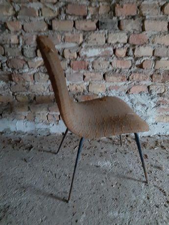 Krzesło do renowacji lata 70