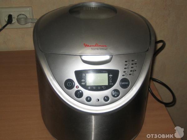 Хлебопечка Moulinex OW-3000 по деталям