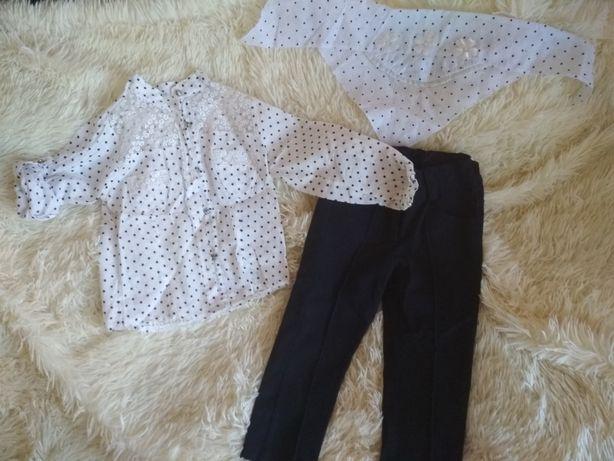 Нарядний костюм для дівчинки 1,5-2 рочи