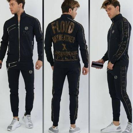 Спорт костюм спортивний костюм Philipp Plein versace dolce Gabbana