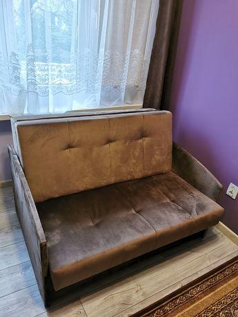 Kanapa sofa rozkładana z możliwością spania