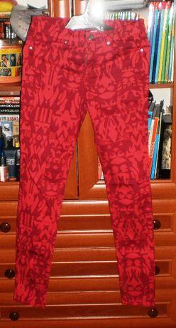 Яркие джинсы DIVIDED H&M оригинал