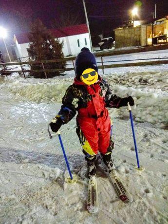 Лыжный костюм размер 116