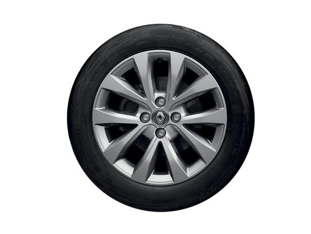 RENAULT CLIO V felgi ALUMINIOWE z oponami koła 195/55R16