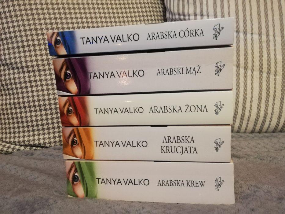 Arabska saga- Tanya Valko Lublin - image 1