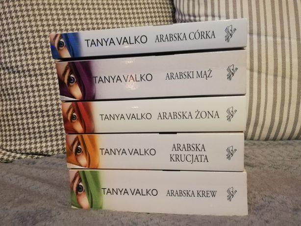 Arabska saga- Tanya Valko
