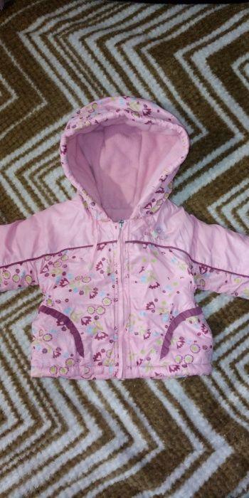 Куртка, курточка демисезонная на девочку Кривой Рог - изображение 1
