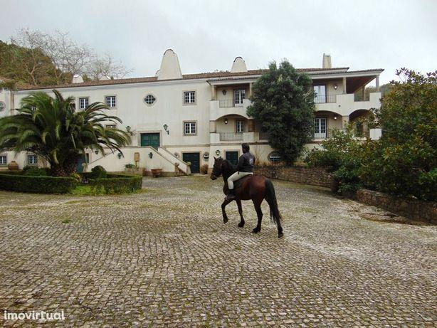 Quinta da Urca, inserida no Parque Natural Sintra-Cascais